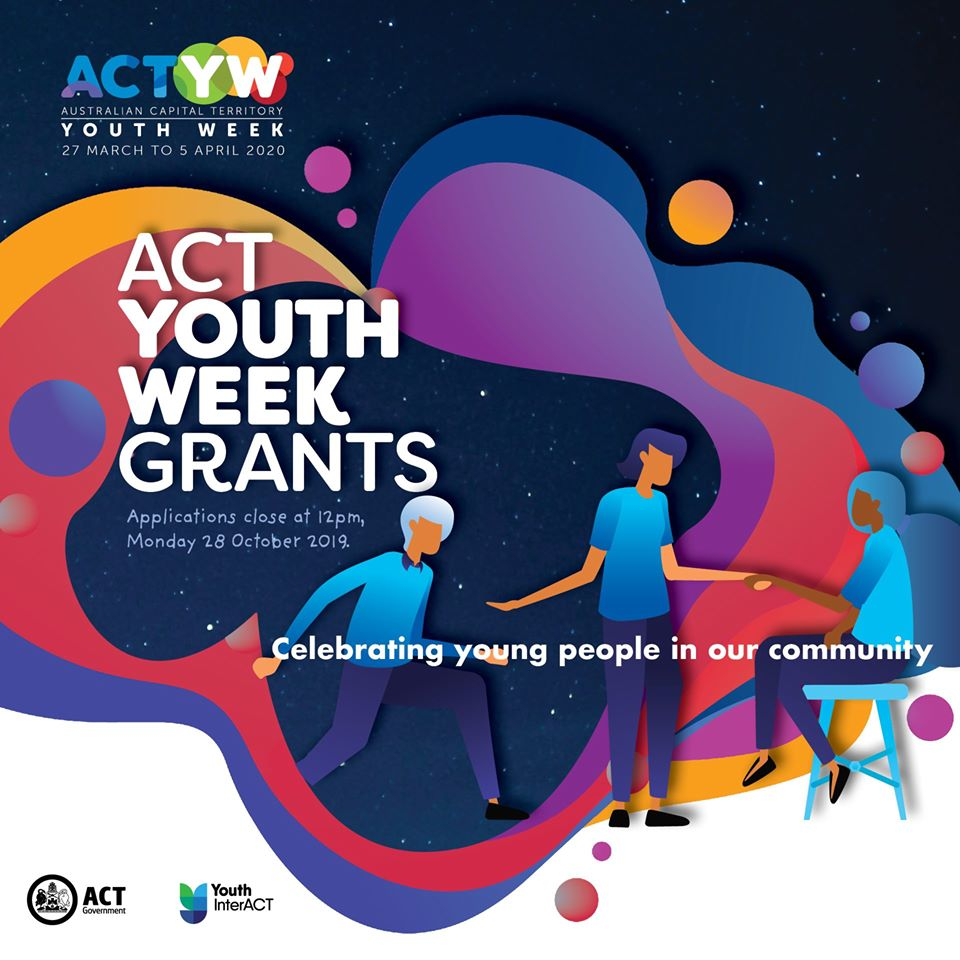 ACT Youth Week Grants
